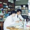 名古屋大学第三内科糖尿病研究室で実験