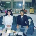 名古屋大学学長の坂本信夫教授